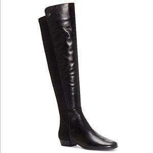 Vince Camuto Karita black OTK Boots 1 8 & 1 8.5